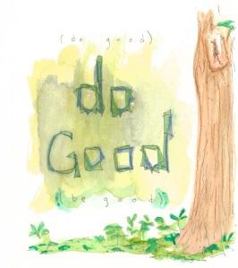 Aspiration Card: Do Good - benttuba.com